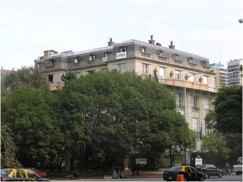 Embajada de espa a buenos aires restaura - Embaja de espana ...